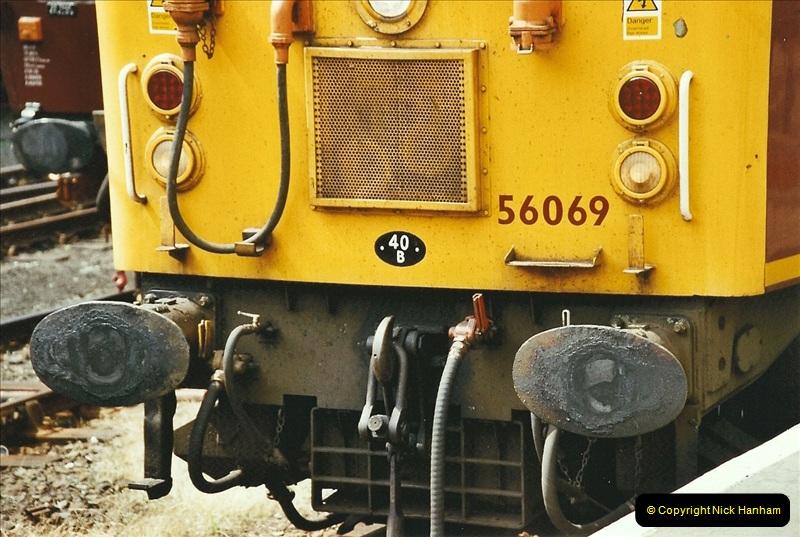2003-06-14 Northampton-Crewe-Carlisle & Return. The Royal Scott & 6233 Dutchess of Southerland.  (66)186