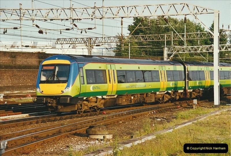 2003-06-14 Northampton-Crewe-Carlisle & Return. The Royal Scptt & 6233 Dutchess of Southerland.  (105)225
