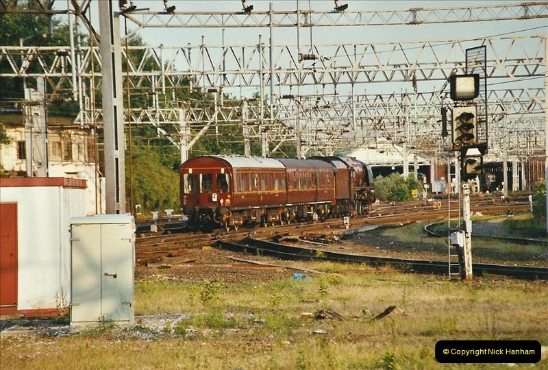 2003-06-14 Northampton-Crewe-Carlisle & Return. The Royal Scptt & 6233 Dutchess of Southerland.  (111)231