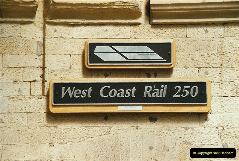 2003-06-14 Northampton-Crewe-Carlisle & Return. The Royal Scptt & 6233 Dutchess of Southerland.  (78)198