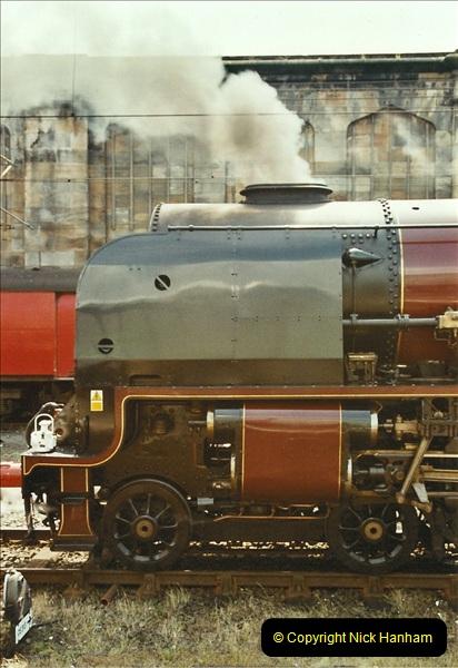 2003-06-14 Northampton-Crewe-Carlisle & Return. The Royal Scptt & 6233 Dutchess of Southerland.  (84)204