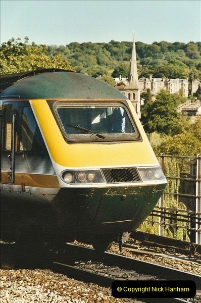 2003-09-24 Bath Spa, Somerset.  (18)257