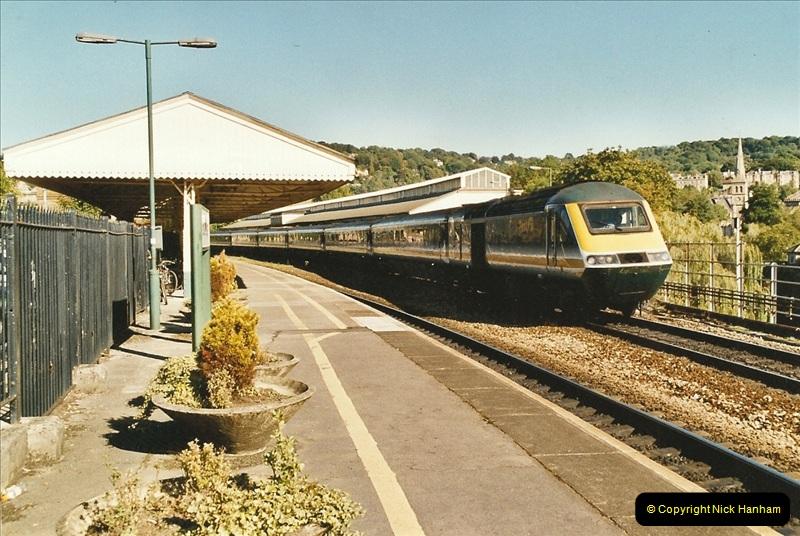 2003-09-24 Bath Spa, Somerset.  (19)258