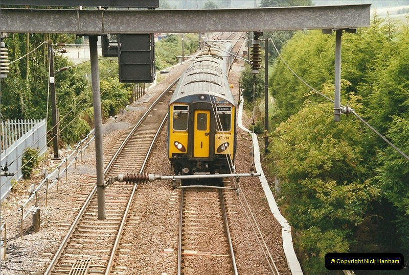 2004-07-20 Near Stanstead, Essex.  (2)307