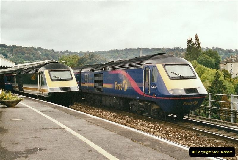 2004-09-28 Bath Spa, Somerset.  (17)336