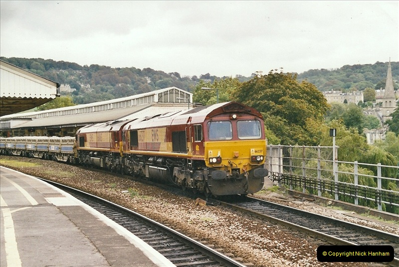 2004-09-28 Bath Spa, Somerset.  (20)339