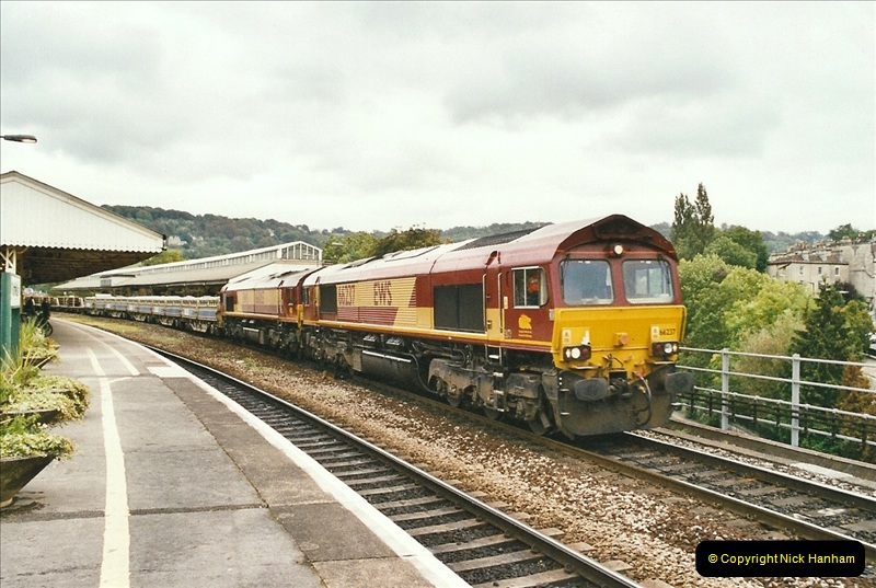 2004-09-28 Bath Spa, Somerset.  (21)340