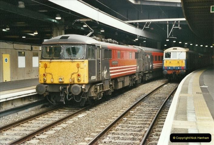 2003-02-21 London Euston.  (4)009