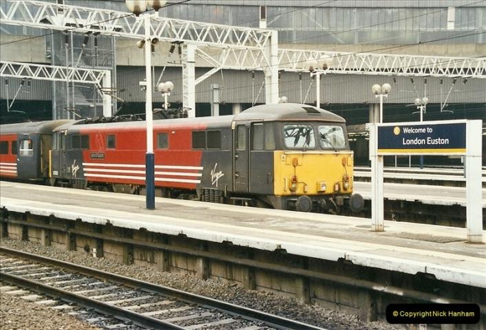 2003-02-21 London Euston.  (6)011