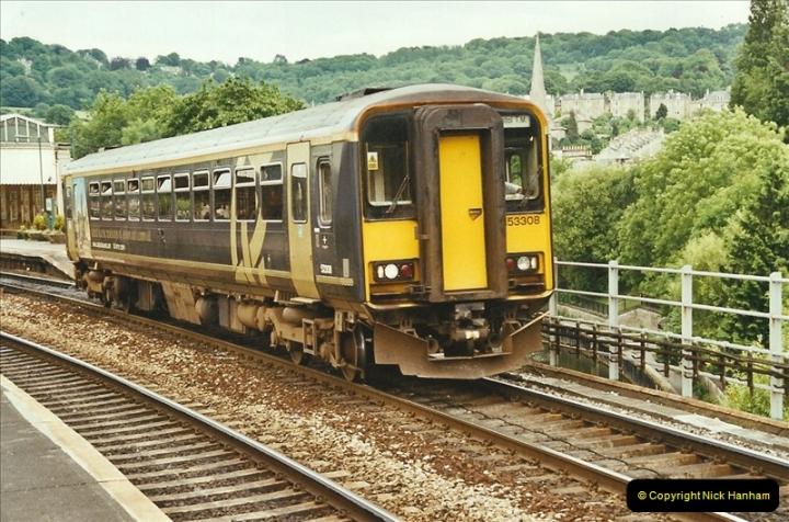 2003-06-11 Bath Spa, Somerset.  (12)090