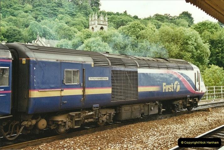 2003-06-11 Bath Spa, Somerset.  (14)092