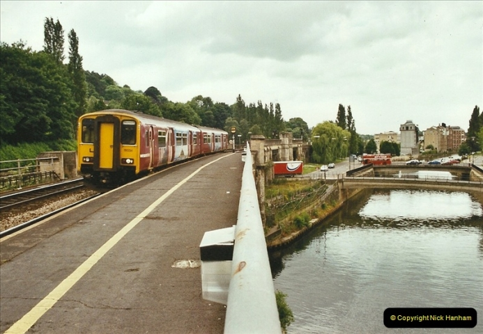 2003-06-11 Bath Spa, Somerset.  (16)094