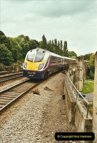 2003-06-11 Bath Spa, Somerset.  (17)095