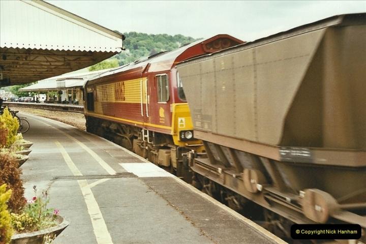 2003-06-11 Bath Spa, Somerset.  (23)101