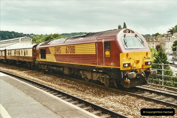 2003-06-11 Bath Spa, Somerset.  (35)113