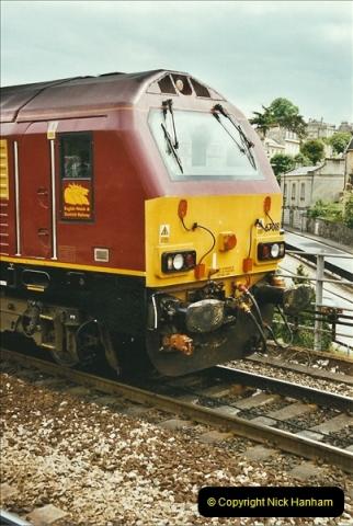 2003-06-11 Bath Spa, Somerset.  (36)114