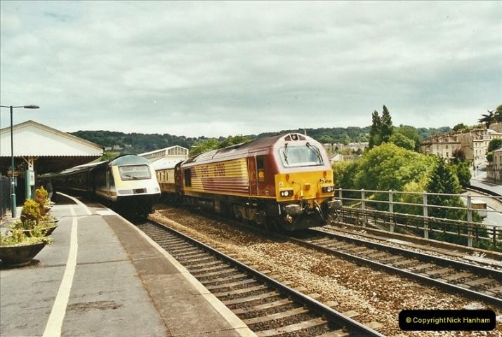 2003-06-11 Bath Spa, Somerset.  (39)117
