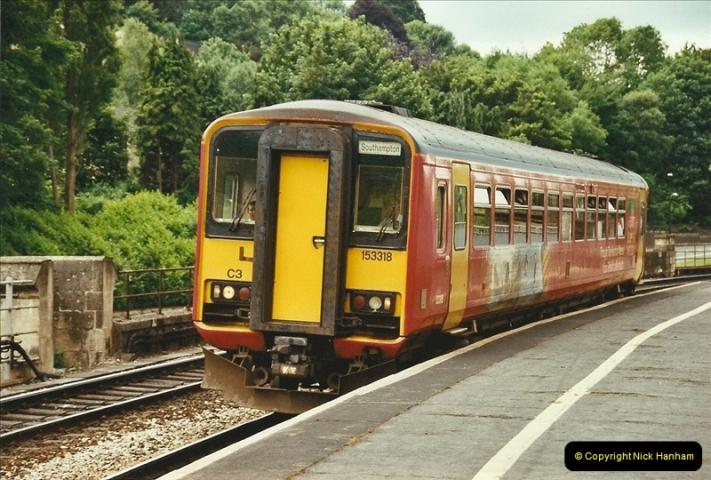 2003-06-11 Bath Spa, Somerset.  (4)082