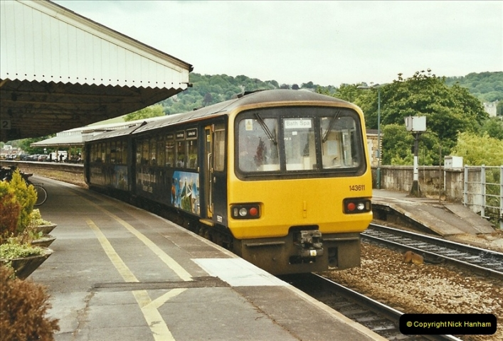 2003-06-11 Bath Spa, Somerset.  (7)085