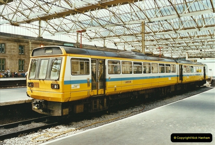 2003-06-14 Northampton-Crewe-Carlisle & Return. The Royal Scott & 6233 Dutchess of Southerland.  (46)166