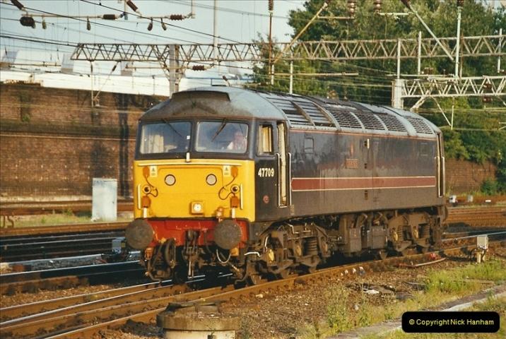 2003-06-14 Northampton-Crewe-Carlisle & Return. The Royal Scptt & 6233 Dutchess of Southerland.  (113)233