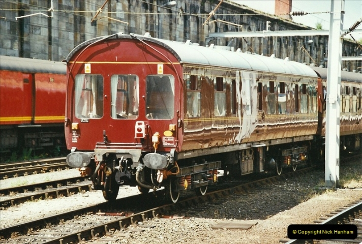 2003-06-14 Northampton-Crewe-Carlisle & Return. The Royal Scptt & 6233 Dutchess of Southerland.  (81)201