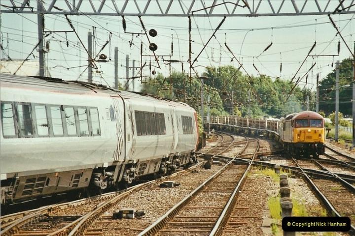 2003-06-14 Northampton-Crewe-Carlisle & Return. The Royal Scptt & 6233 Dutchess of Southerland.  (94)214