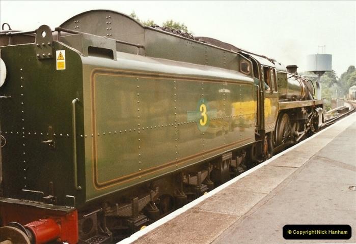 2003-08-12 Thomas week on the Mid Hants Railway.  (1)236