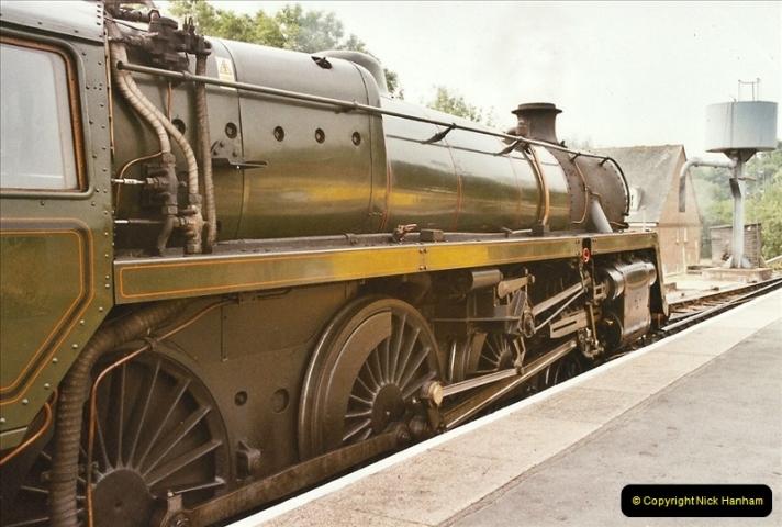 2003-08-12 Thomas week on the Mid Hants Railway.  (2)237