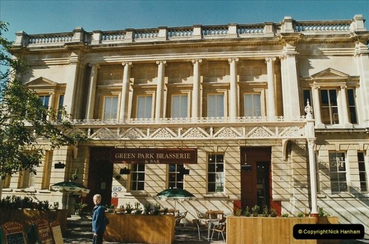 2003-09-24 Bath Green Park station (S&DJR).  (1)238