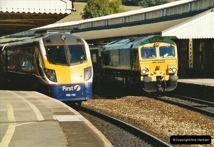 2003-09-24 Bath Spa, Somerset.  (15)254