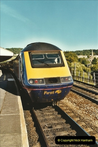2003-09-24 Bath Spa, Somerset.  (22)261
