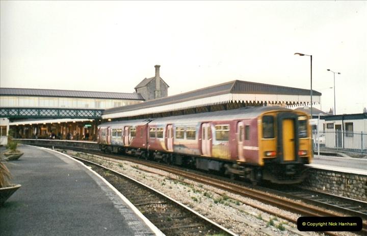 2004-01-07 Weston-super-Mare, Somerset.  (3)288
