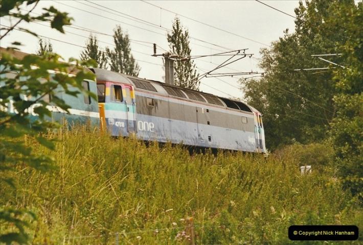 2004-07-20 Near Stanstead, Essex.  (8)313