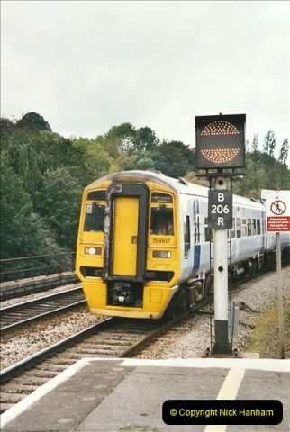 2004-09-28 Bath Spa, Somerset.  (27)346