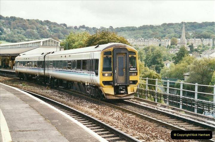 2004-09-28 Bath Spa, Somerset.  (28)347