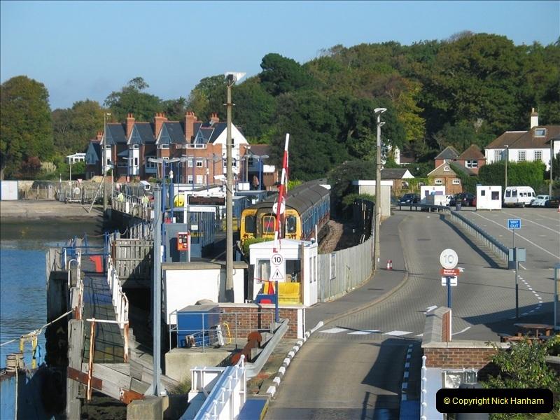 2004-10-18 Lymington, Hampshire. (4) 018