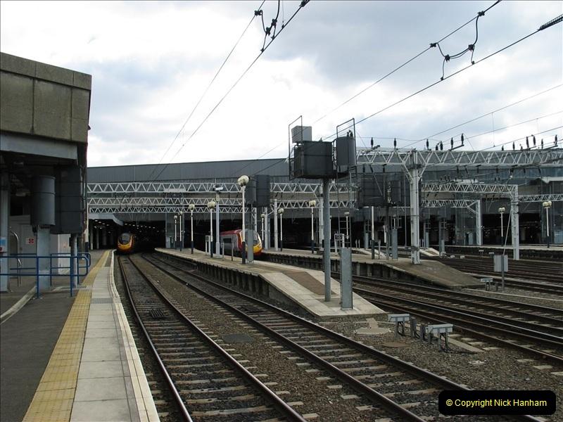 2005-03-12 Euston Station, London. (1) 019