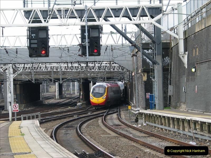 2005-03-12 Euston Station, London. (5) 023