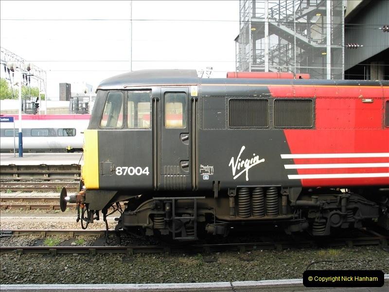 2005-05-09 Euston Station, London. (11) 034