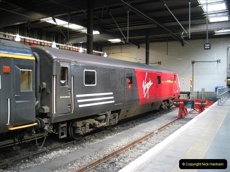 2005-05-09 Euston Station, London. (12) 035