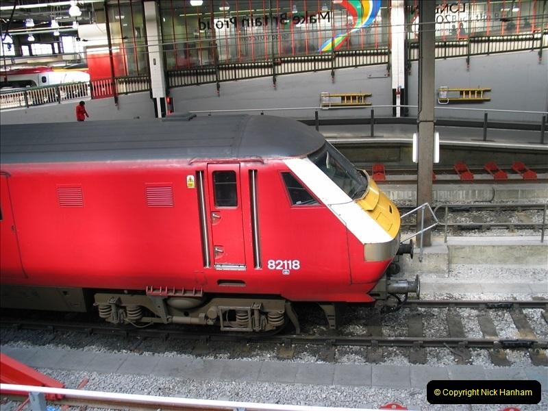 2005-05-09 Euston Station, London. (13) 036