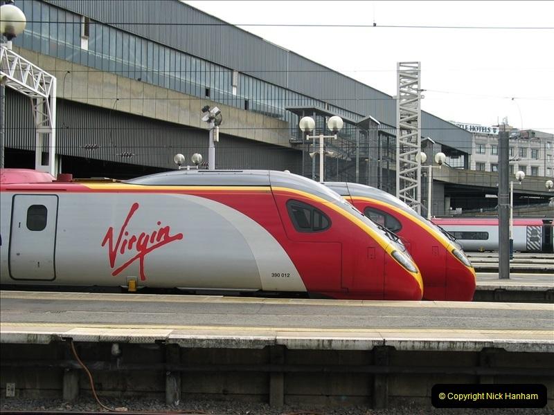 2005-05-09 Euston Station, London. (5) 028