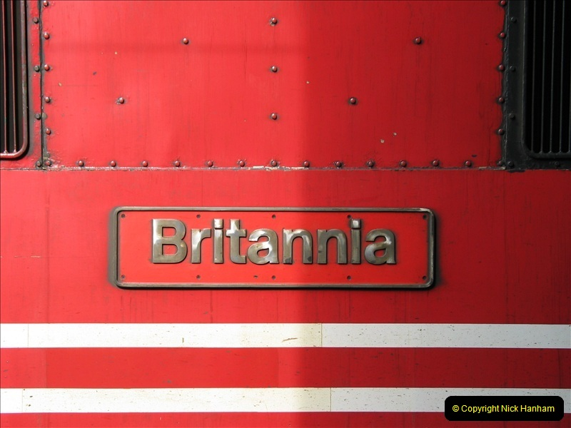 2005-05-09 Euston Station, London. (8) 031