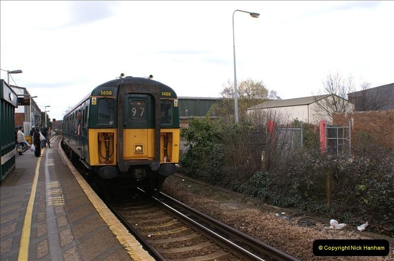 2006-04-03 Brockenhurst and the Lymington Branch, Hampshire. (22) 058
