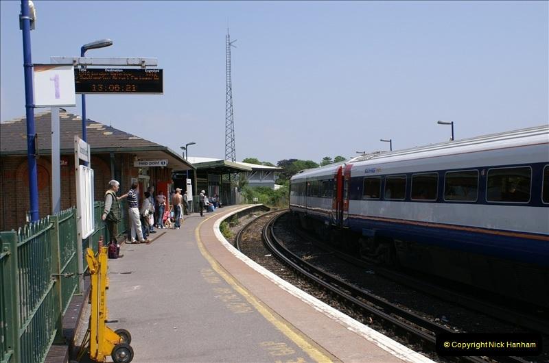 2006-06-07 Dorchester South Station, Dorset. (10) 077
