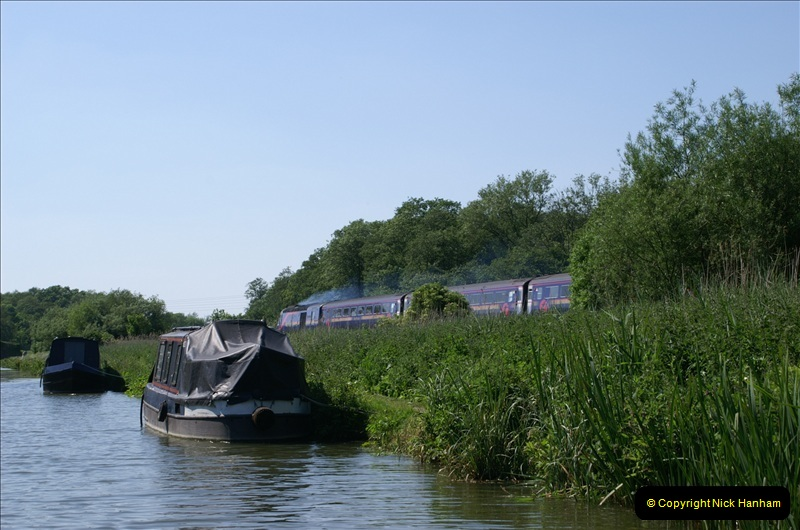 2006-06-09 The Kennet & Avon Canal, Kintbury, West Berkshire. (14) 081