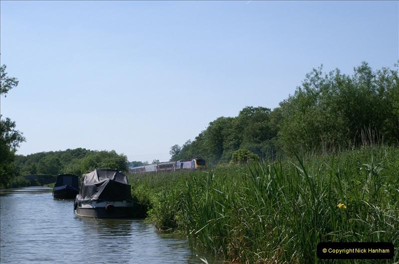 2006-06-09 The Kennet & Avon Canal, Kintbury, West Berkshire. (15) 082