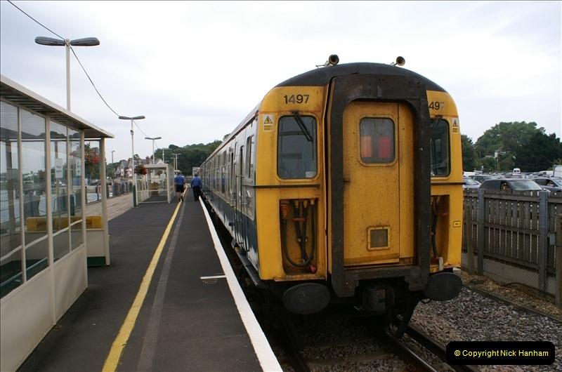 2006-07-22 Brockenhurst to Lymington, Hampshire. (12) 094