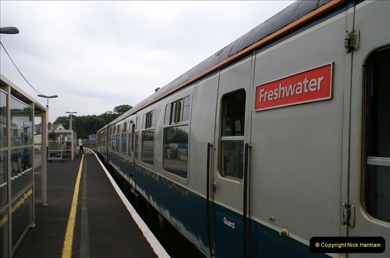 2006-07-22 Brockenhurst to Lymington, Hampshire. (13) 095